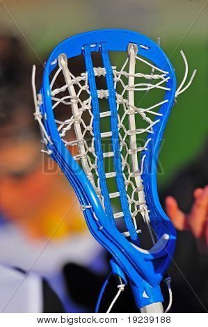Lacrosse Girls stick head strings