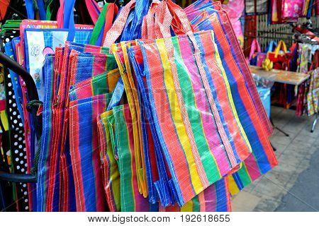 Cheap Weave Plastic Bag