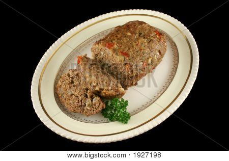 Lamb Meatloaf 1
