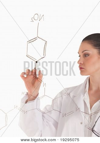 Isolated scientist