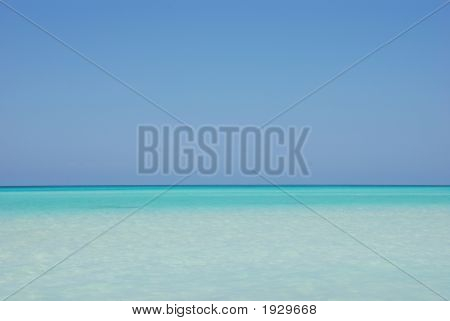 Tropical Ocean Horizon