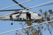 image of katrina  - this photo shows the heroic search and rescue efforts of the navy in the aftermath of hurricane katrina in new orleans - JPG