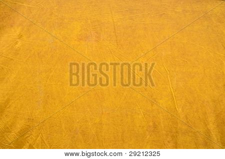 Grungy Yellow Sheet