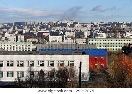 Downtown On Murmansk