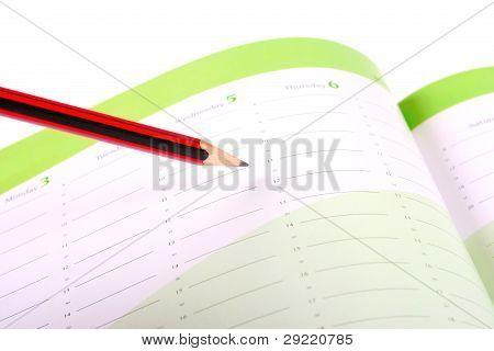 Tagesordnung Planung