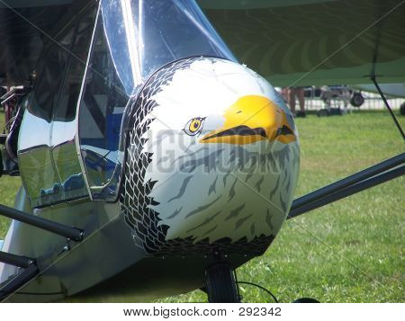 Ultra-light With Eagle Nose Cone