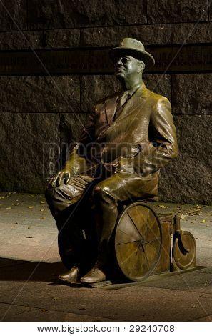 Washington DC, Franklin Delano Roosevelt Memorial