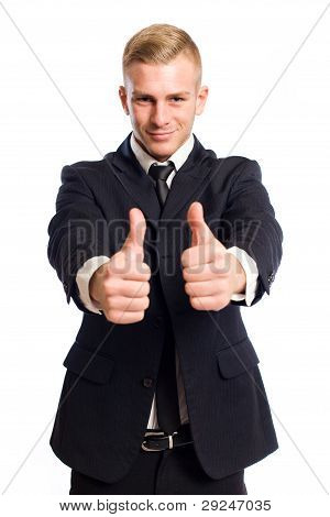 Two Thumbs Up For You.