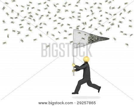Catching Money