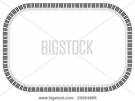 Klavier frame