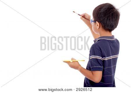 Nine Year Old Boy