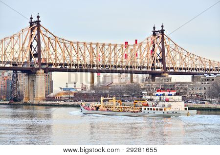 Ed Koch Queensboro Bridge, New York