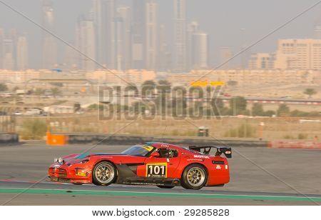 2012 Dunlop 24 Hours Race In Dubai