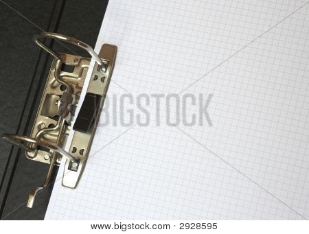 File With Graph Paper