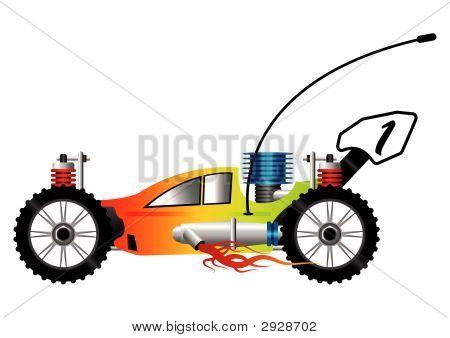 Rc Car Cartoon