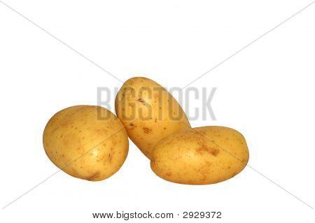 Three Potatos