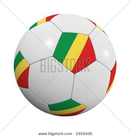 Congolese Soccer Ball