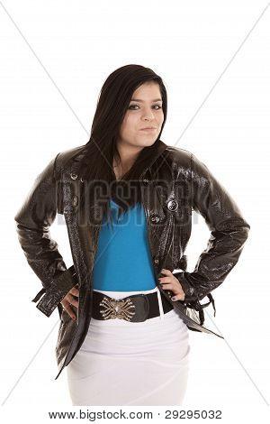 Attitude Teen Jacket