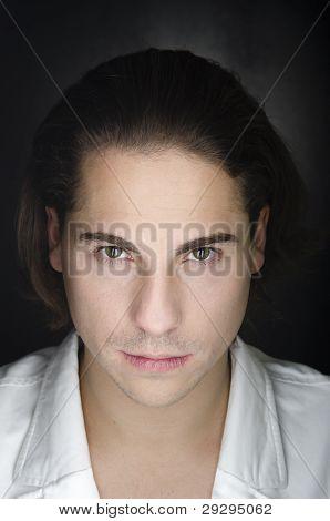 Casual Man Portrait - calm