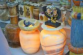 Products Made Of Onyx. Large Vases Made Of Onyx. Egyptian Souvenirs. Sale Of Egyptian Onyx Souvenirs poster