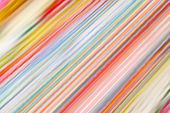 Abstract Background With Many Vibrant Fuzzy Colored Stripes. Colors. poster