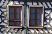Architecture Of Saint-valery-sur-somme In Somme, Hauts-de-france, France poster