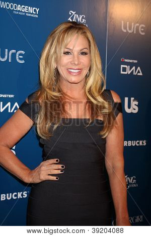 LOS ANGELES - NOV 18:  Adrienne Maloof arrives for the US Weekly AMA After Party at Lure on November 18, 2012 in Los Angeles, CA