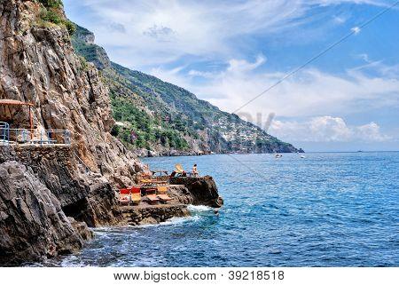 Vacaciones en Positano