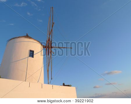 windmill at oya