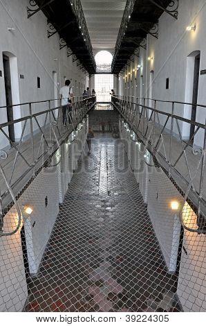 Memorial jail