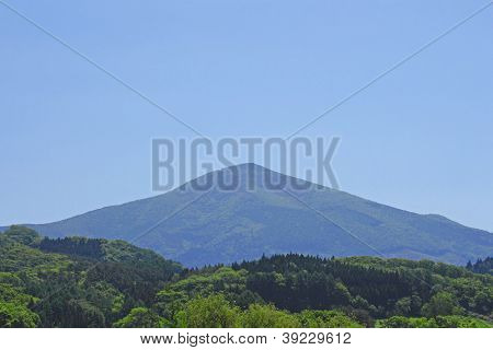 Mt.himakmi And Blue Sky
