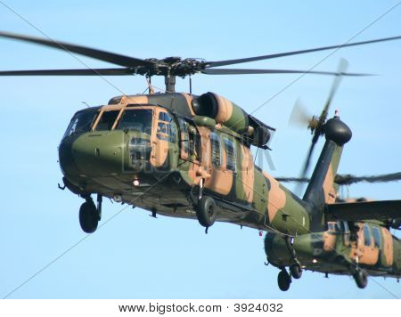 Blackhawk Choppers