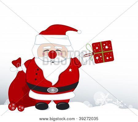 Santa claus design