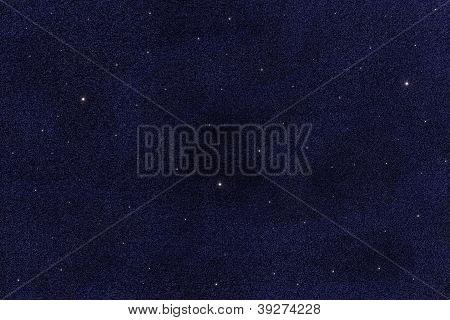 Starfield background