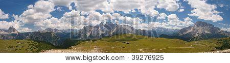 Dolomites, Landscape  - Italy 2
