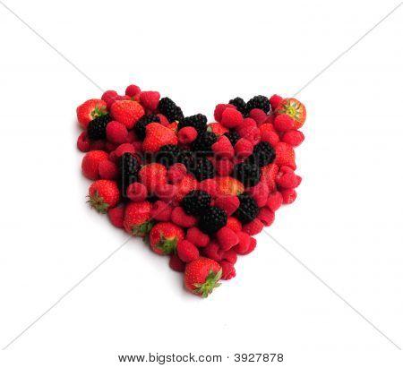 Fruity Heart