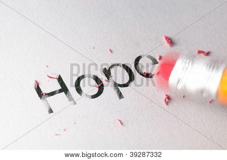 Erasing Hope