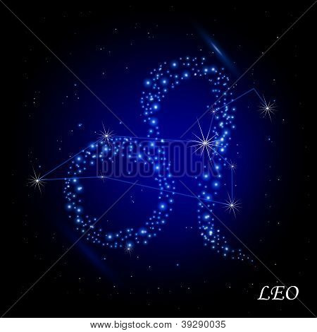 Sign of the zodiac - Leo