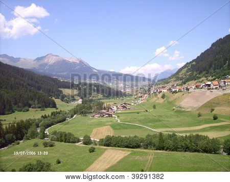 Alpen Dorfer