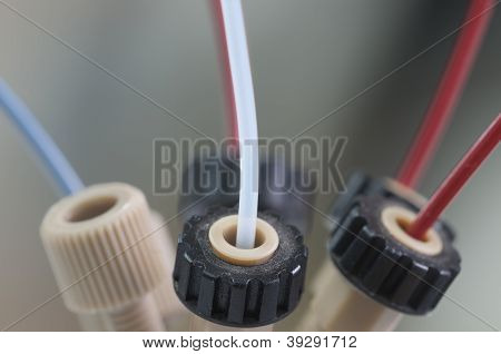 Tube Lines For Liquid