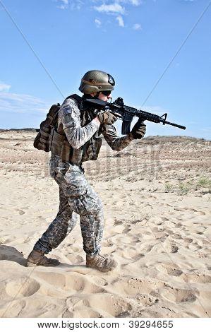 combat movement