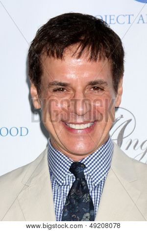 LOS ANGELES - AUG 10:  Christian LeBlanc at the Angel Awards at the Project Angel Food on August 10, 2013 in Los Angeles, CA