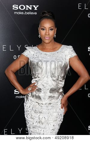 LOS ANGELES - AUG 7:  Vivica A. Fox arrives at the