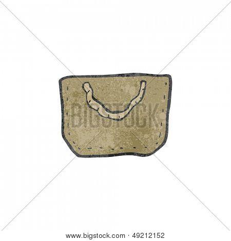 cartoon reusable bag