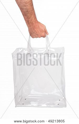 Hand With Bag