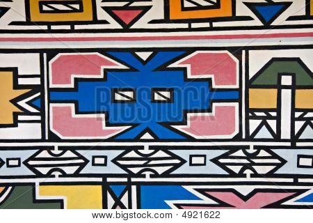 Ndebele Art