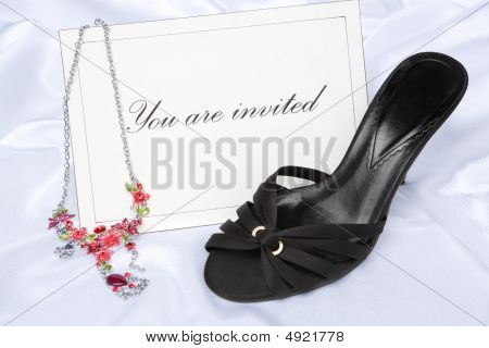 You Are Invited (lady)