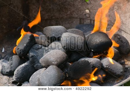 Hot Grill For Barbeque