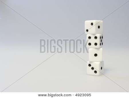 Stack Of Dice