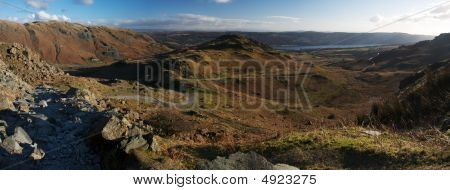 Coniston Panorama